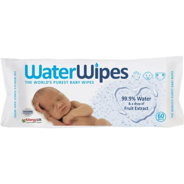 Water Wipes 60 st