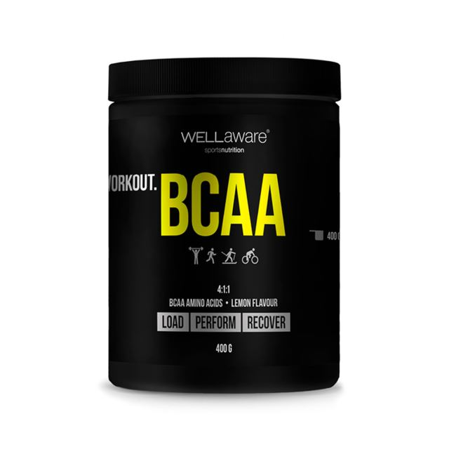 WellAware Workout BCAA Lemon 400 g